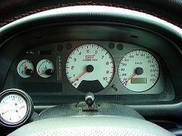 280km/hメーター