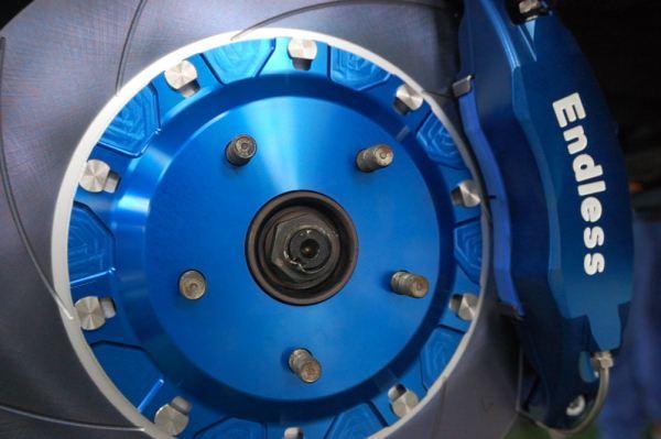 6POT CALIPER System Inch Up Kit