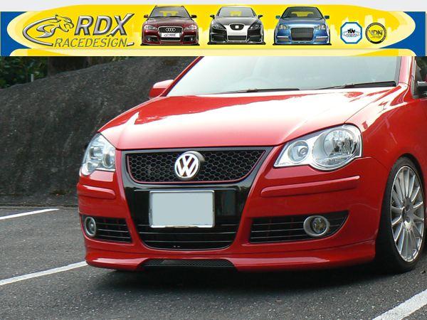 RDX RACEDESIGN フロントリップスポイラー