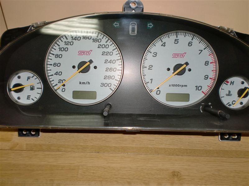 300km/hメーター