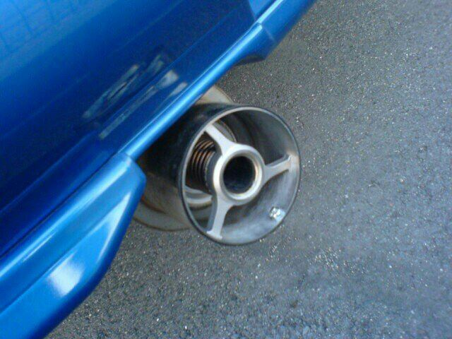 ACTIVE TAIL SILENCER