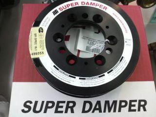 SUPER DAMPER/ダンパープーリー
