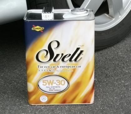 SUNOCO Svelt 5W-30