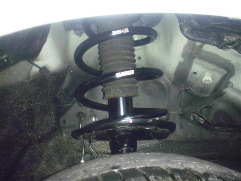 DOWN SUSPENSION