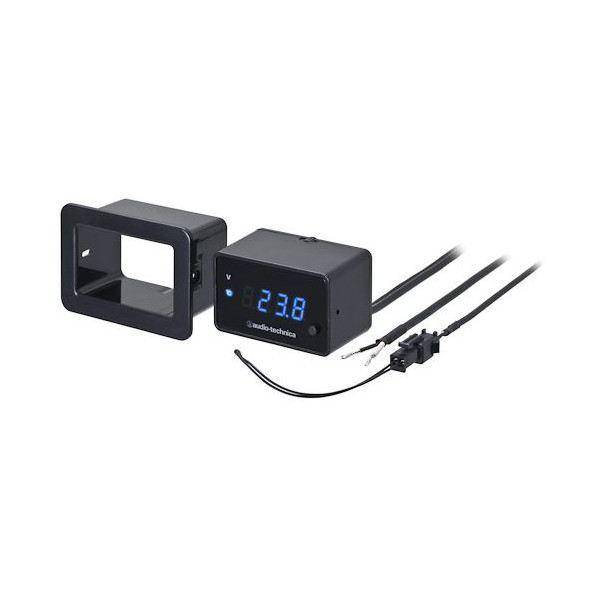 デジタル電圧計/温度計
