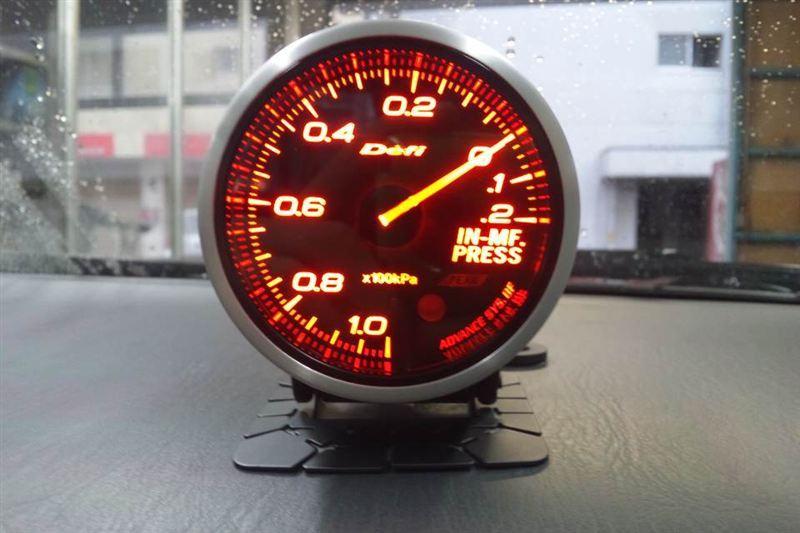 Defi-Link Meter インテークマニホールドプレッシャー計