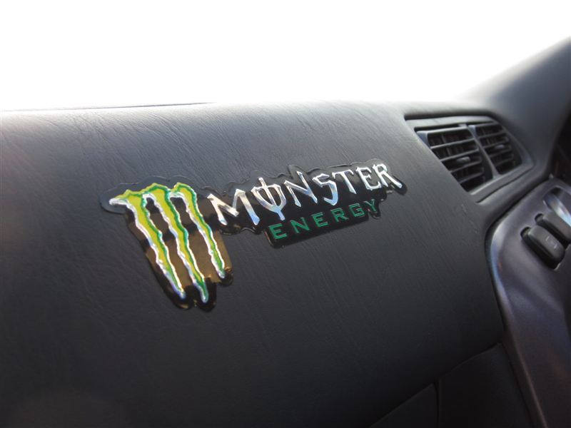 MONSTER ENERGY ステッカー