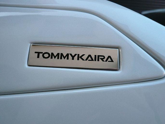 Tommykaira ステンレスプレート/ステンレス銘板