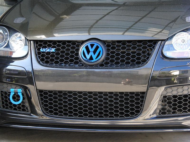 Carbon Grill Cover