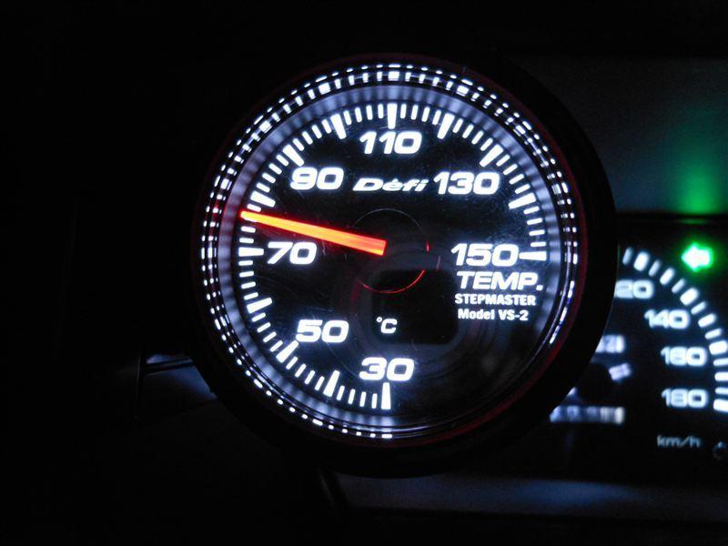 Racer Gauge 油温計