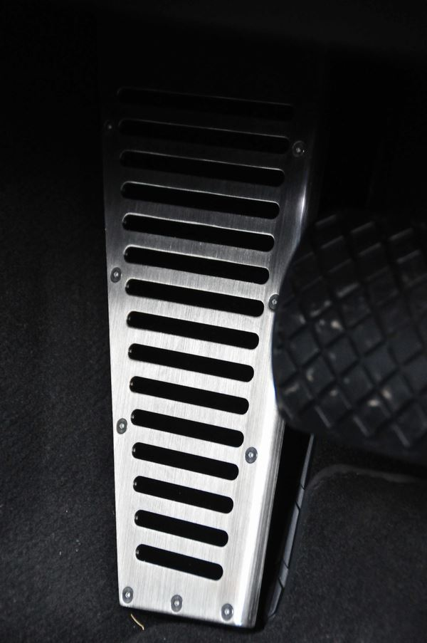 maniacs maniacs Original Footrest Cover for Audi(A4(8K)/A5(8T))