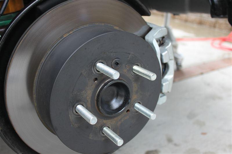 HKB SPORTS ロングハブボルト 20mm