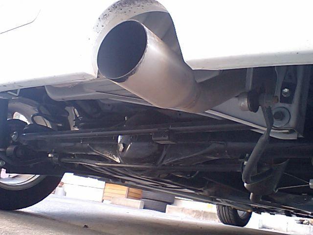 Carbon Fiber Tail