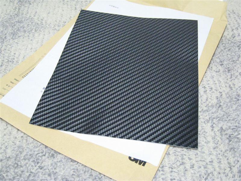 3M / スリーエム ジャパン カーラッピング カーボン調(ブラック)
