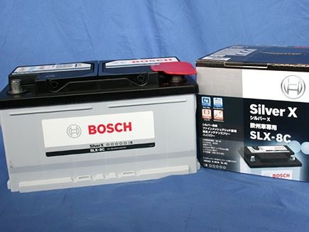 BOSCH シルバーX SLX-7C