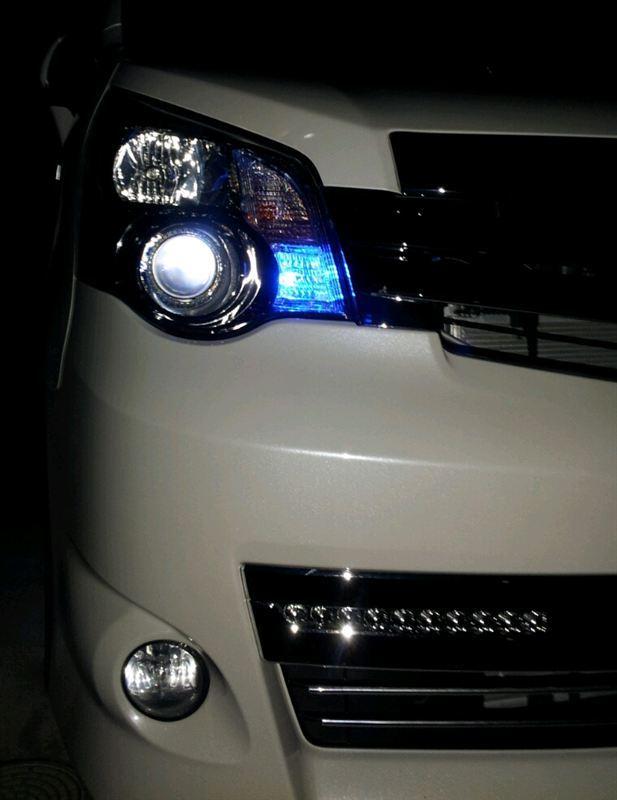 GARAX LED ポジションバルブ ブルー
