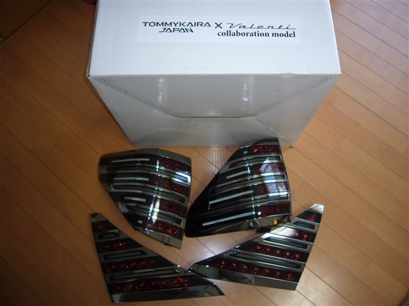 ROWEN JAPAN(TOMMYKAIRA JAPAN) LED BRILLIANT TAIL LAMP