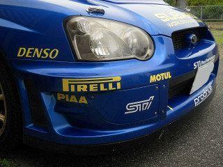 WRC05バンパー