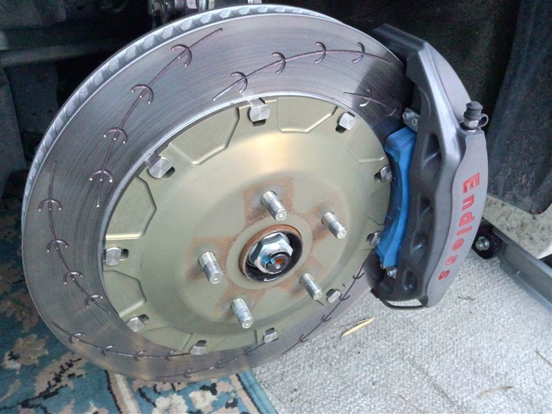 Racing MONO 6 SYSTEM INCH UP KIT