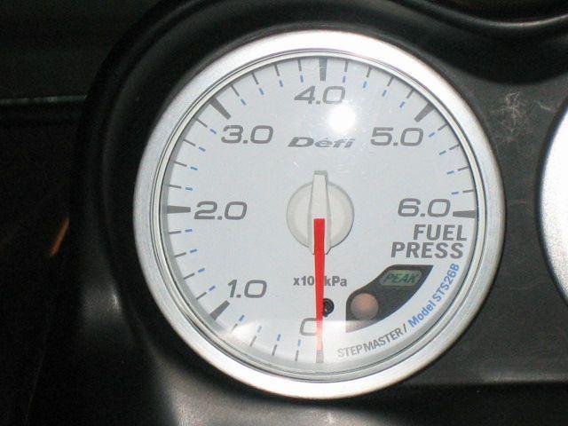 Defi-Link Meter 燃圧計
