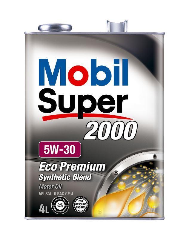 Mobil Mobil Super 2000 5W-30