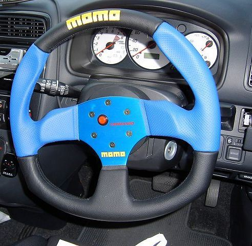 Commando Steering Wheel