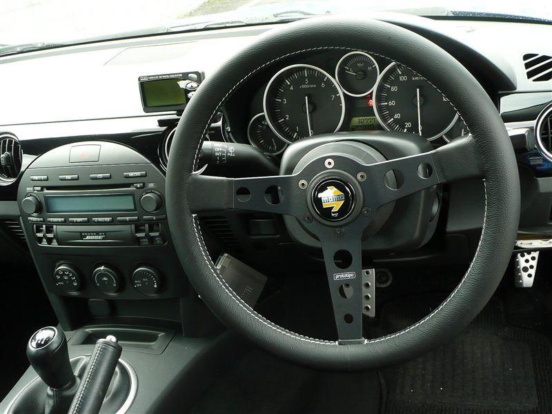 Prototipo Steering Wheel