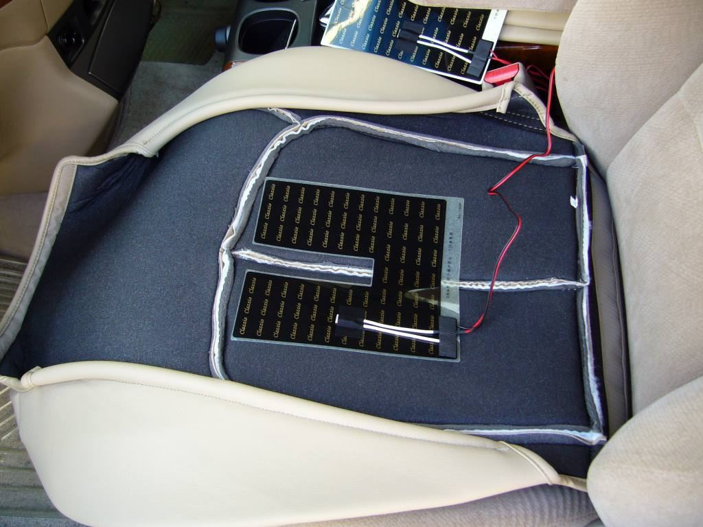 Clazzio Seat Heater
