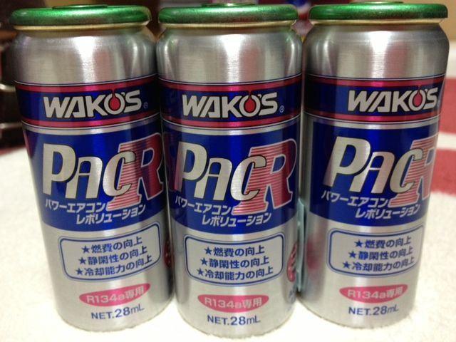 WAKO'S PAC-R / パワーエアコンレボリューション