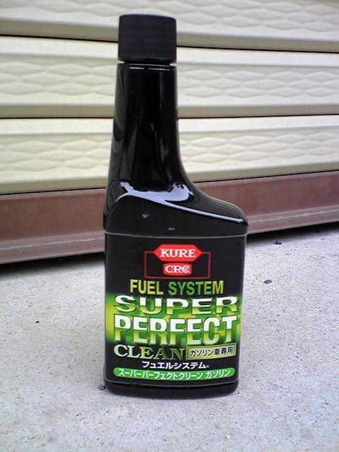 FUEL SYSTEM SUPER PERFECT CLEAN ガソリン車専用 / スーパーパーフェクトクリーン