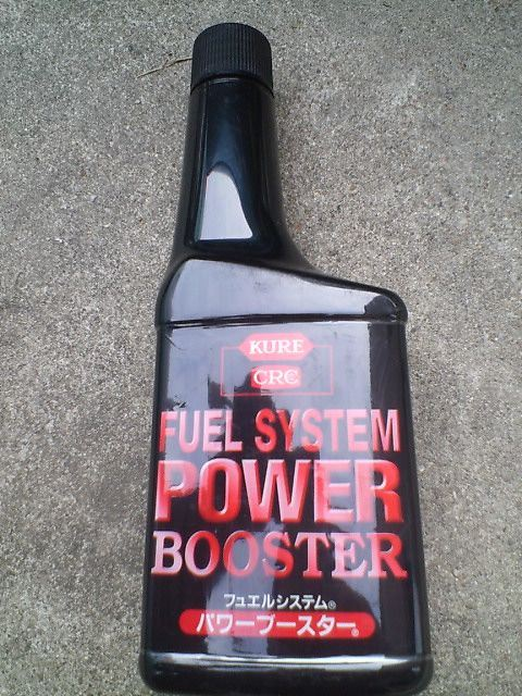 FUEL SYSTEM POWER BOOSTER / パワーブースター