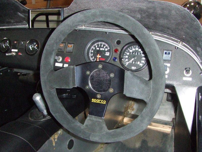 sparco STEERING WHEEL RACING P300