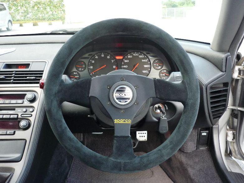 STEERING WHEEL RACING R323