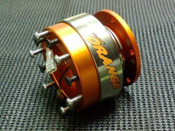ラフィックス Team Orange Model