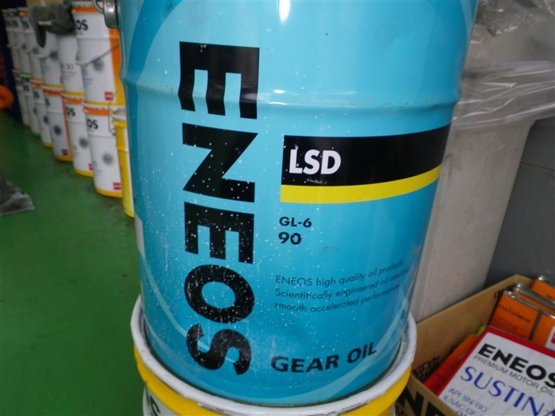 ENEOS GEAR OIL GL-6LSD専用油 90