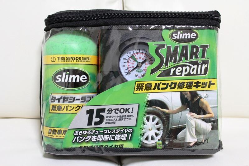 SMART REPAIR / 応急タイヤ補修システム / 緊急パンク修理キット