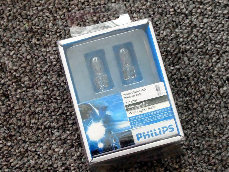 Ultinon LED White light 6000K T10