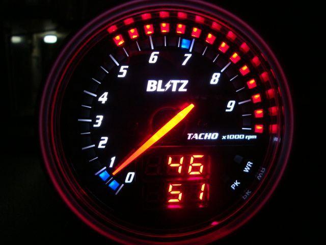 FLASH LED DRIVE FLD METER TACHO