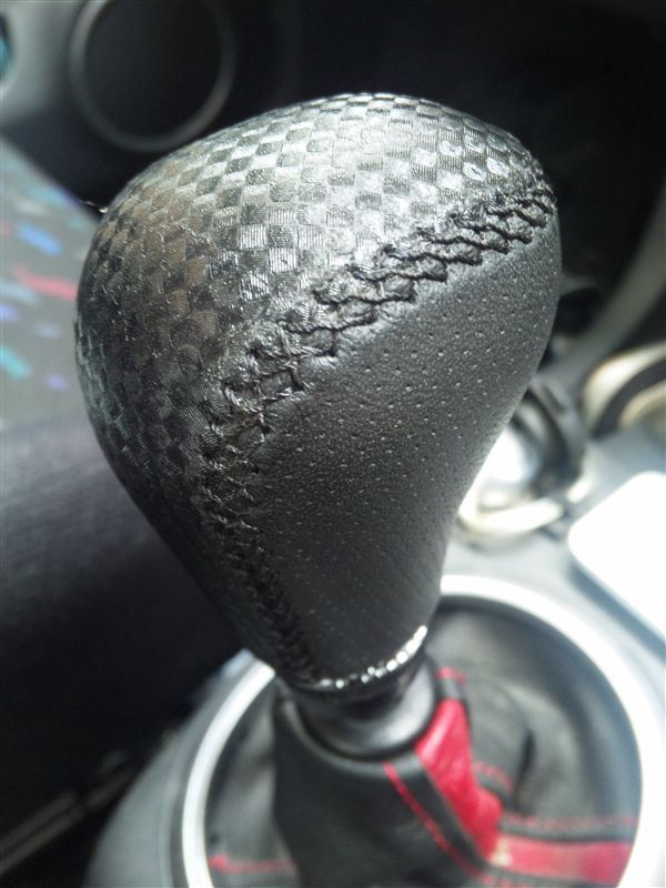 atc SPRINT ST shift knob