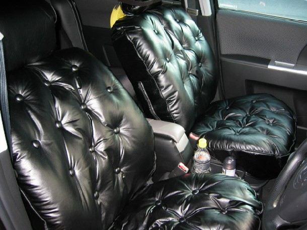 フリーサイズ シートカバー ラグジーDX
