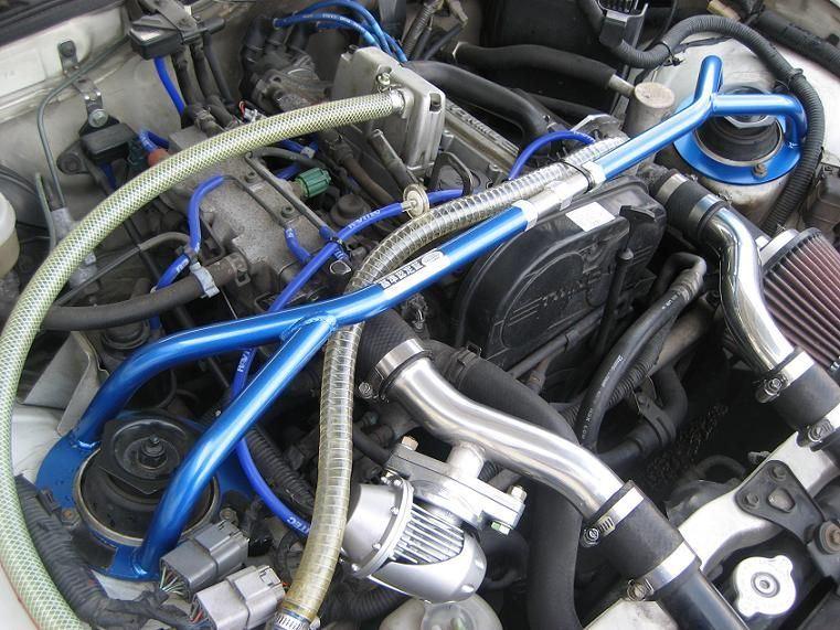 スチールシャフト ストラットバー Type ST