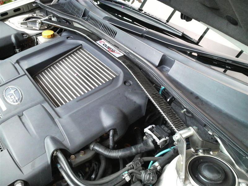 アルカーボンストラットバー Type ALC40
