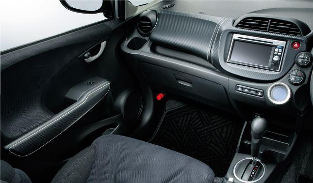 Modulo / Honda Access インテリアパネル カーボン調