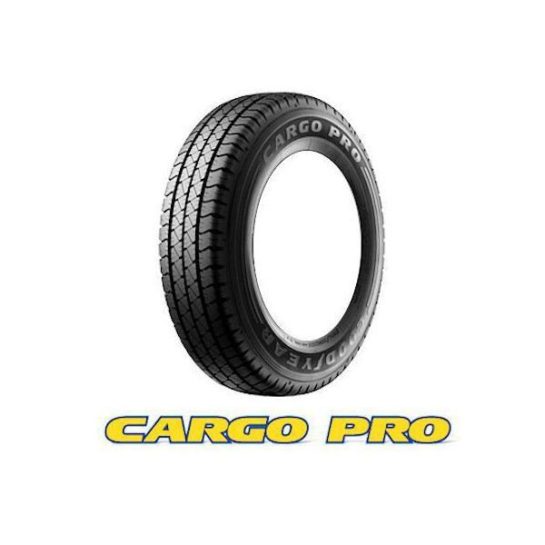 GOODYEAR CARGO PRO 145R12 6PR