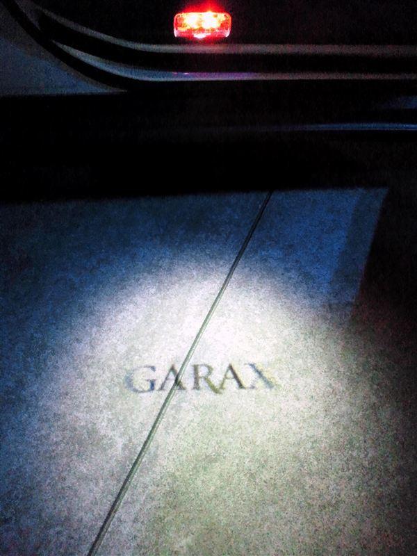GARAX LEDプロジェクターカーテシランプ