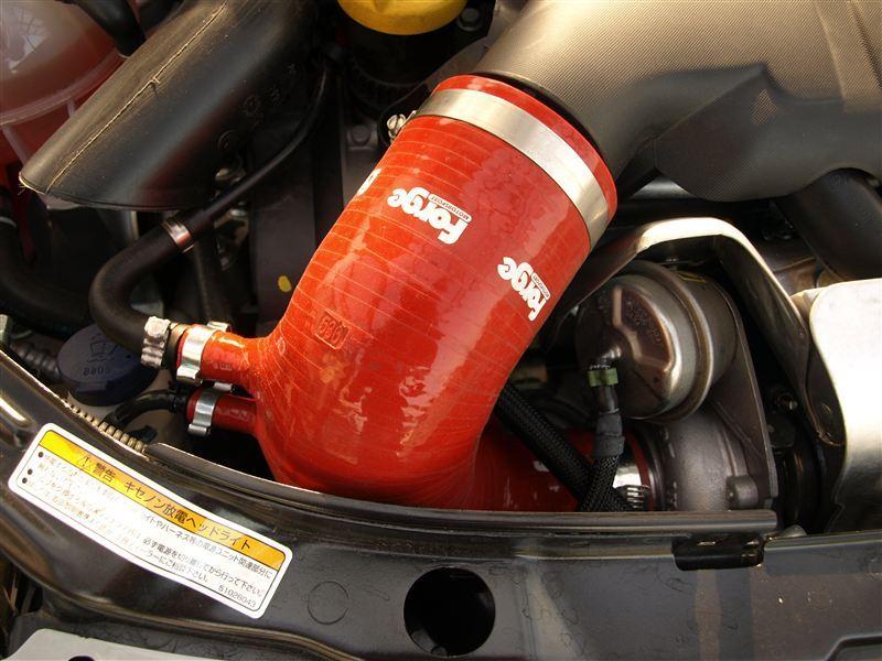Forge Motorsport シリコンインテークホース