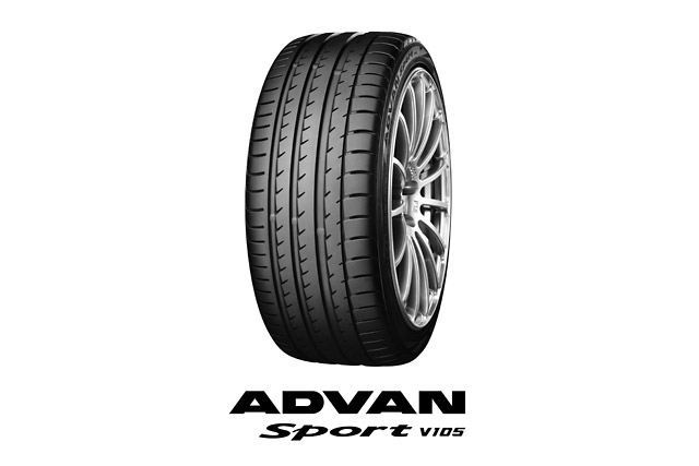 YOKOHAMA ADVAN Sport V105 255/35ZR19