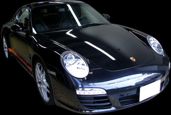 Porsche 911 (997) Carrera S PDK