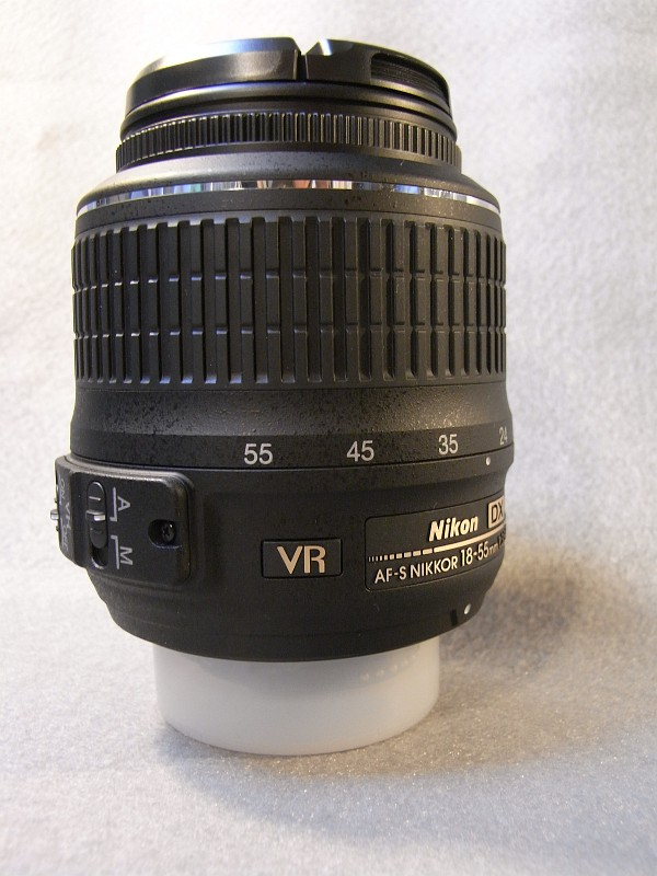 Nikon D5000 VR18-55