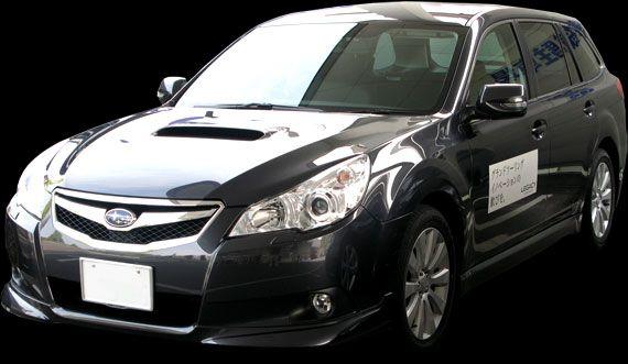 Legacy Touring Wagon(BR9)